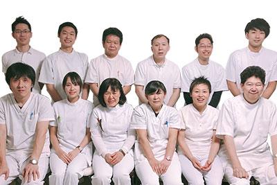 スタッフ|札幌の訪問マッサージ|リライフ・ケア
